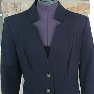 La Chateau navy blue pants suit